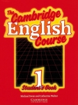 The Cambridge English Course 1 - SB